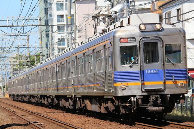 南海6000系6003F+同6025F