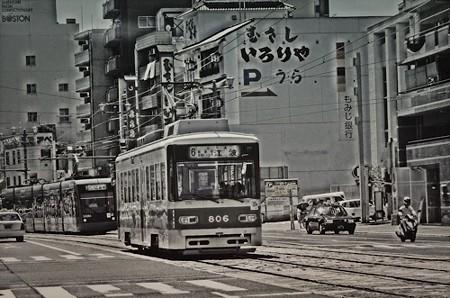 広島の路面電車 2019.04.02