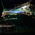 Photos: Mystery Yokohama 動かなくなった船