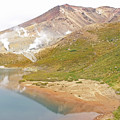 旭岳と姿見の池1IMG_1489b