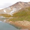 写真: 旭岳と姿見の池2IMG_1491b