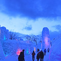 Photos: 支笏湖氷祭りIMG_4100a