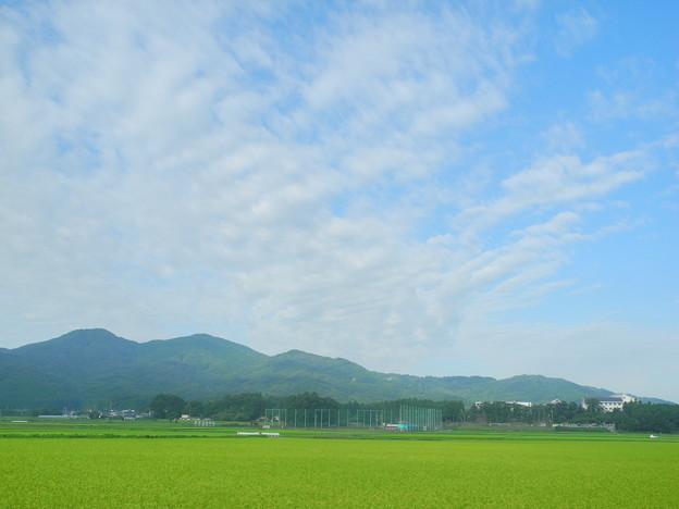 2018.08.10 きょうの風景・雲