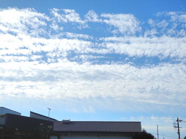 2018.11.01 きょうの雲