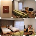 写真: 302号室