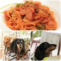 写真: スパゲティ ナポリタン