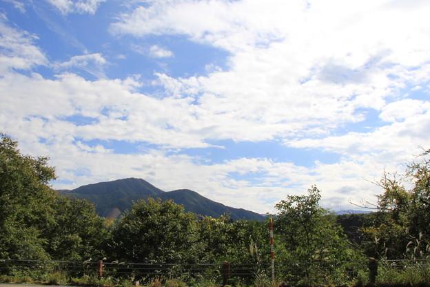 会津の景色を眺めながらドライブ