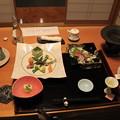 Photos: 個室お食事処で