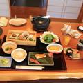 Photos: 朝食は和食