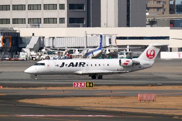 サヨナラ CRJ