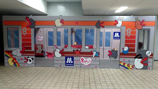 Photos: 8ppy!? メトロ・堺筋線