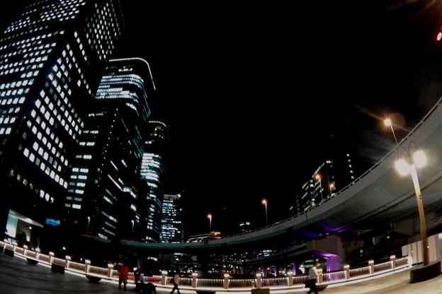 Summer Night City