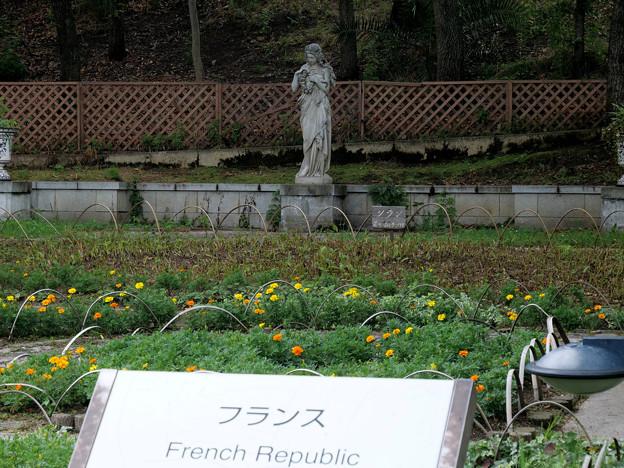 フランス白粉の秘密