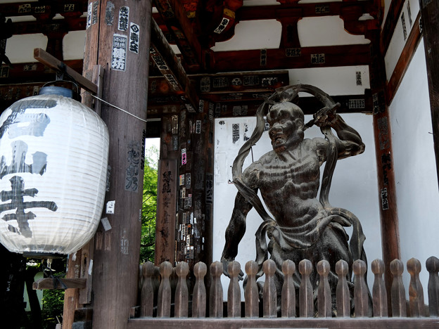 Photos: 石山寺山門