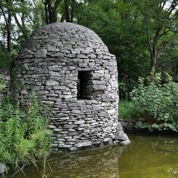 隠れ家の謎