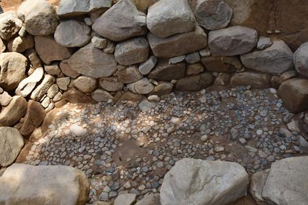 豊田狐塚古墳の玄室