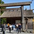 写真: DSC08046-01豊橋・鳥羽・お伊勢参りの旅