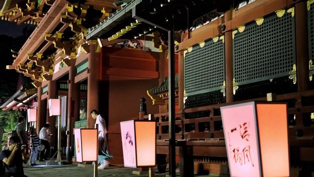 鎌倉ぼんぼり祭5