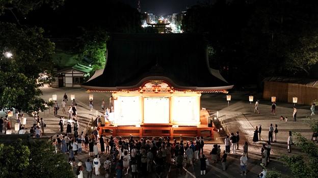 TON05755鎌倉ぼんぼり祭り