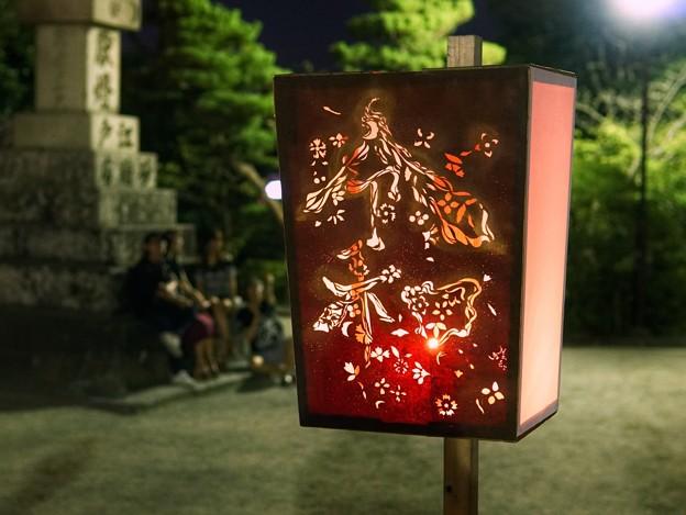 TON05772鎌倉ぼんぼり祭り