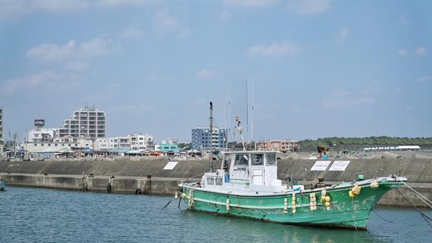 TON06080茅ヶ崎漁港