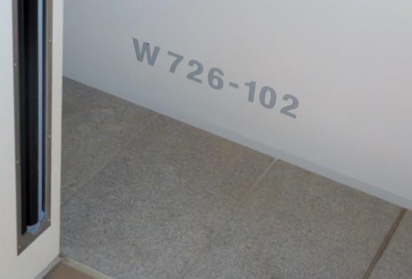 W726-102(W7系W2編成)