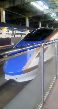 E7系F15編成(12両編成)金沢始発つるぎ720号富山行き-0