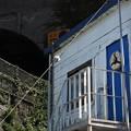 Photos: 青いドア