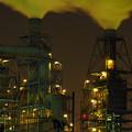 写真: 扇町の夜2