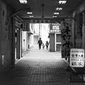 写真: 抜け道in青梅