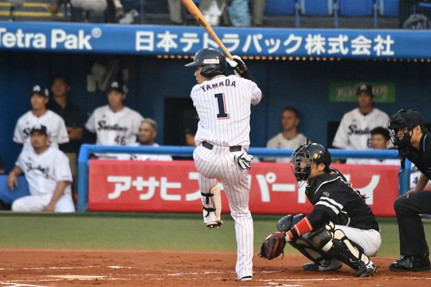山田哲人(3)