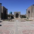 1392 サマルカンド@ウズベキスタン