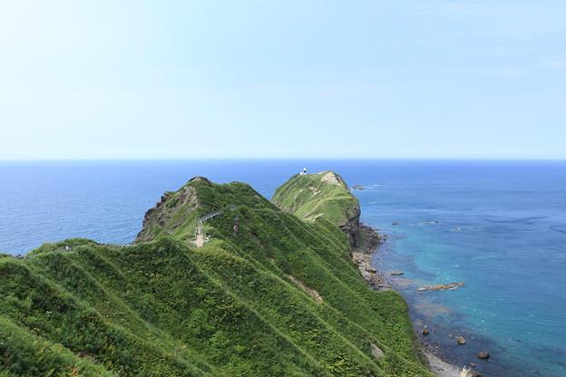 写真: 1624 神威岬@北海道