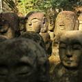 Photos: 2430 愛宕念仏寺の微笑羅漢たち@京都