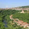 2438 ヴェリコタルノヴォの町@ブルガリア