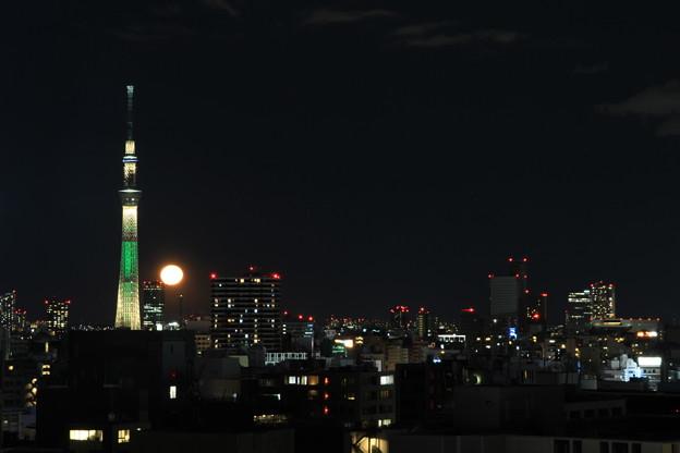 2506 イブの満月@東京
