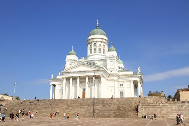 Photos: 2602 ヘルシンキ大聖堂@フィンランド