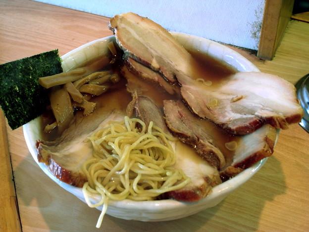 20100113中華そば 橙屋(世田谷区)