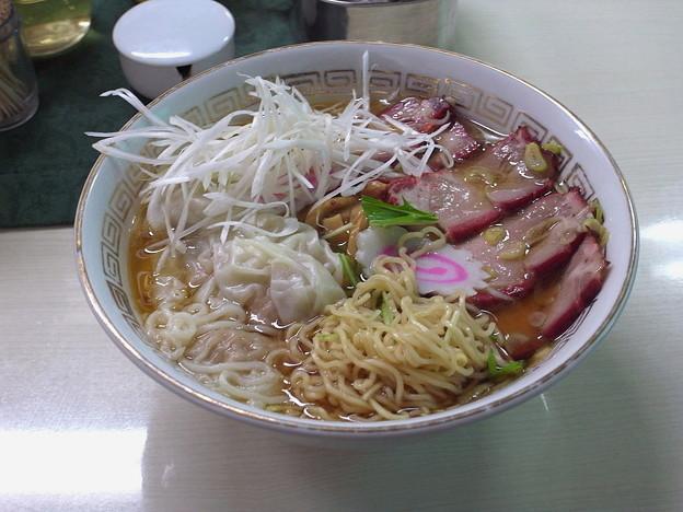 20100417ザ・ラーメン屋(横浜市中区)