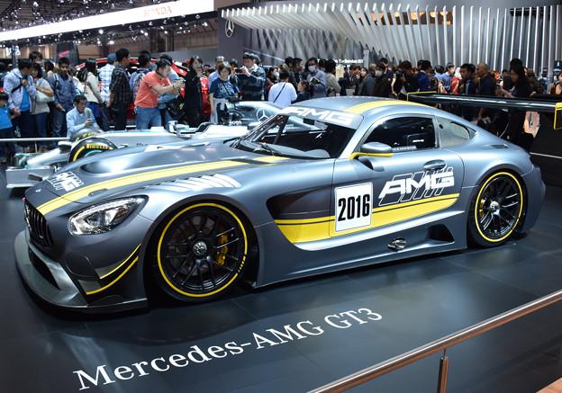 メルセデスベンツAMG GT3
