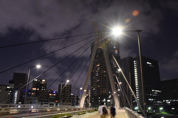 月島・中央大橋