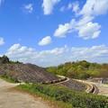 写真: ナガレ山古墳