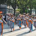 写真: 傘踊り