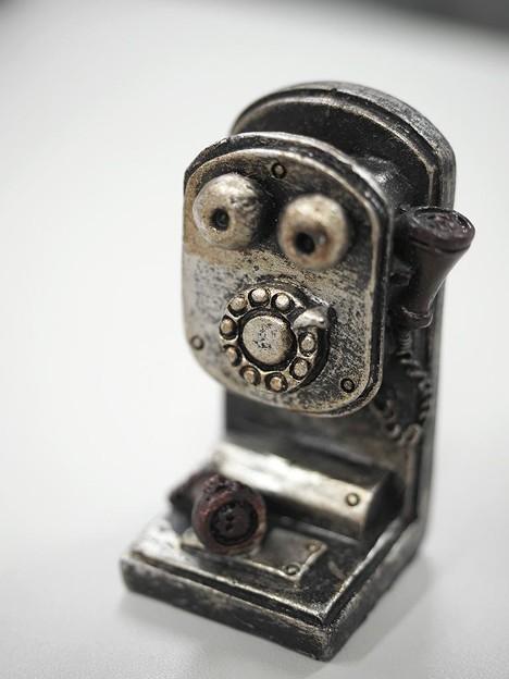 写真: 電話機