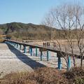 Photos: 沈下橋