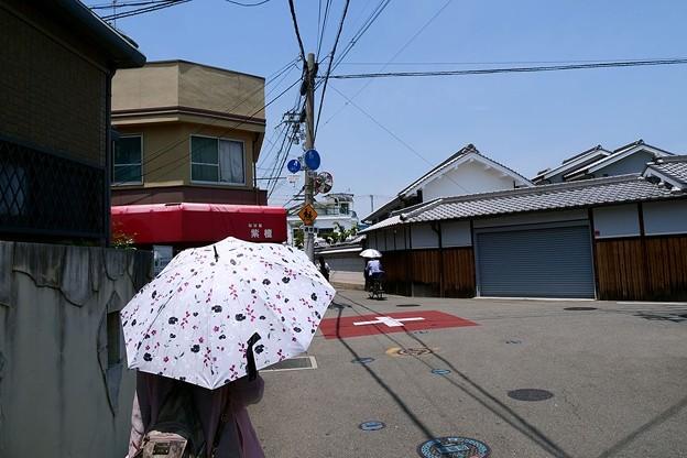 Photos: 暑い日