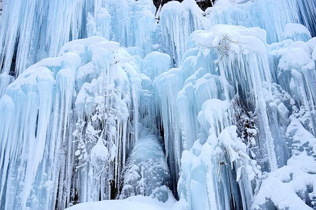 巨大氷柱-1