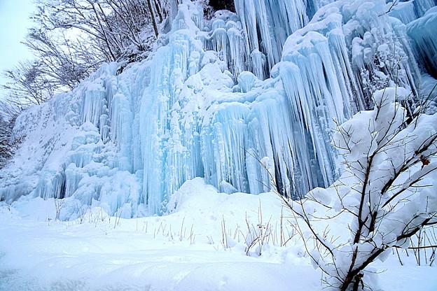 巨大氷柱-2