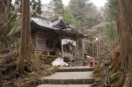 十和田神社 本殿