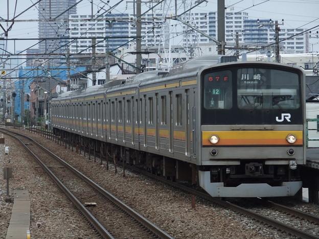 南武線205系0番台 ナハ12編成